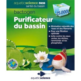 Bactogen 500 m3 Aquatic Science